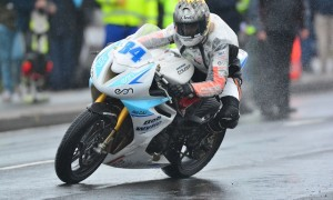 Maria Costello north west 200 supersport race 18/5/13Picture Gavan Caldwell