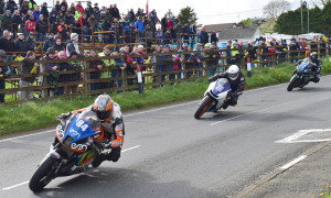 Maria Costell cookstown 100 2014 Picture Gavan Caldwell