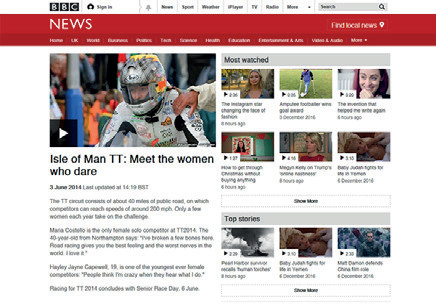 BBC - Isle of Man TT